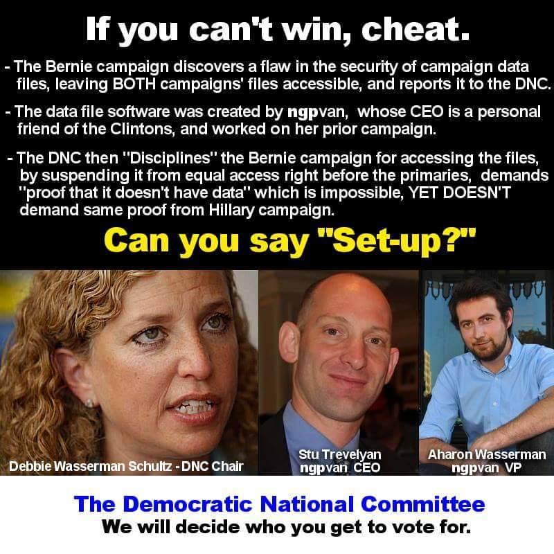 Democrats corruption